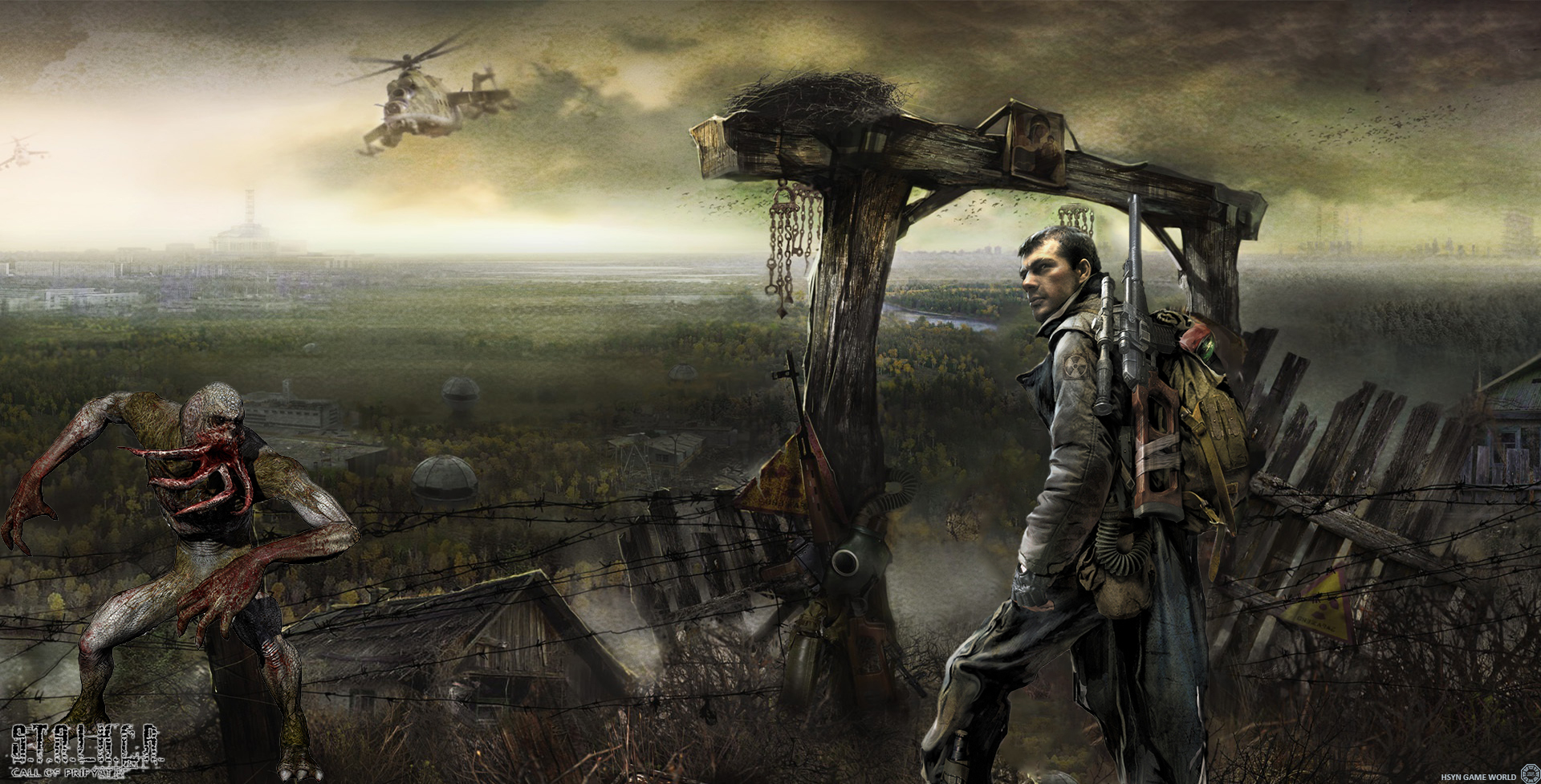 Nice Images Collection: HSYN GAME WORLD Desktop Wallpapers
