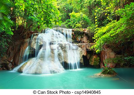 Nice wallpapers Huai Mae Kamin Waterfall 450x320px