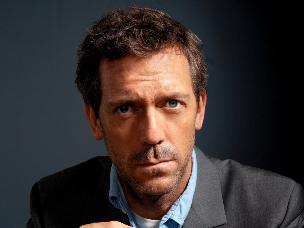 HD Quality Wallpaper | Collection: Celebrity, 1024x768 Hugh Laurie