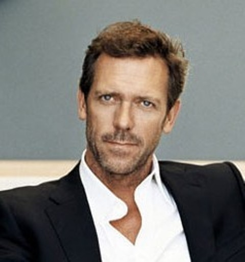 Nice wallpapers Hugh Laurie 480x514px