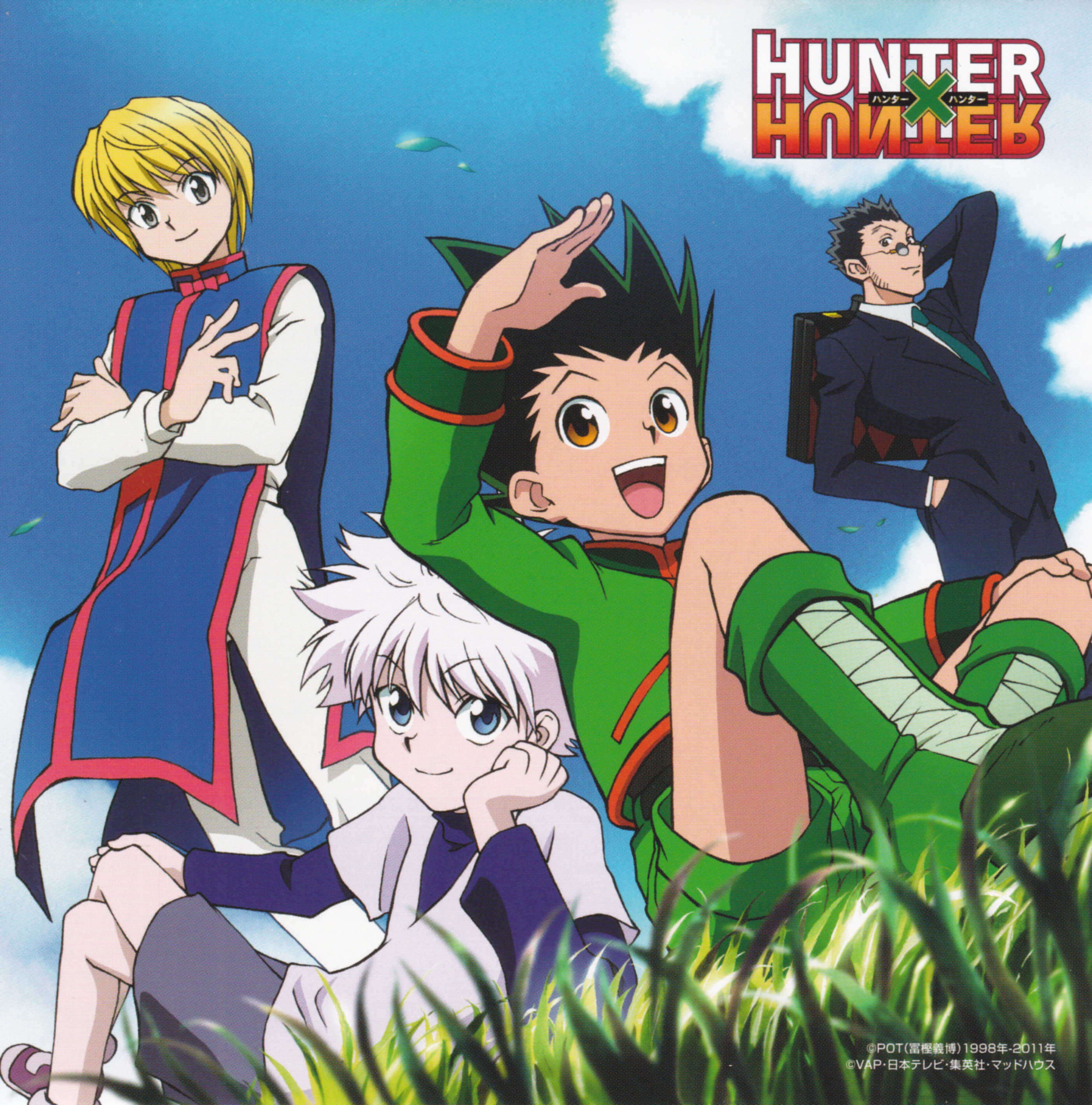 Hunter X Hunter Wallpapers Anime Hq Hunter X Hunter Pictures