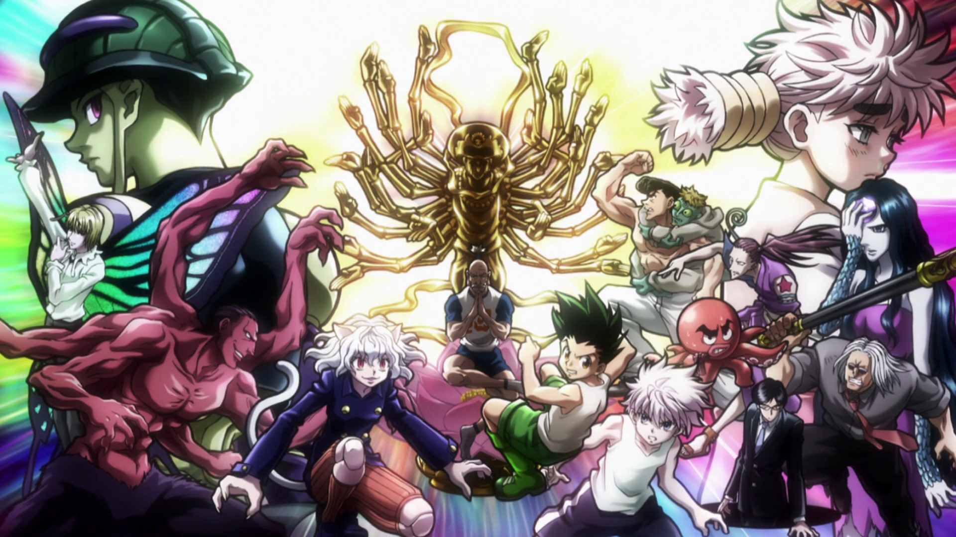 Amazing Hunter X Hunter Pictures & Backgrounds