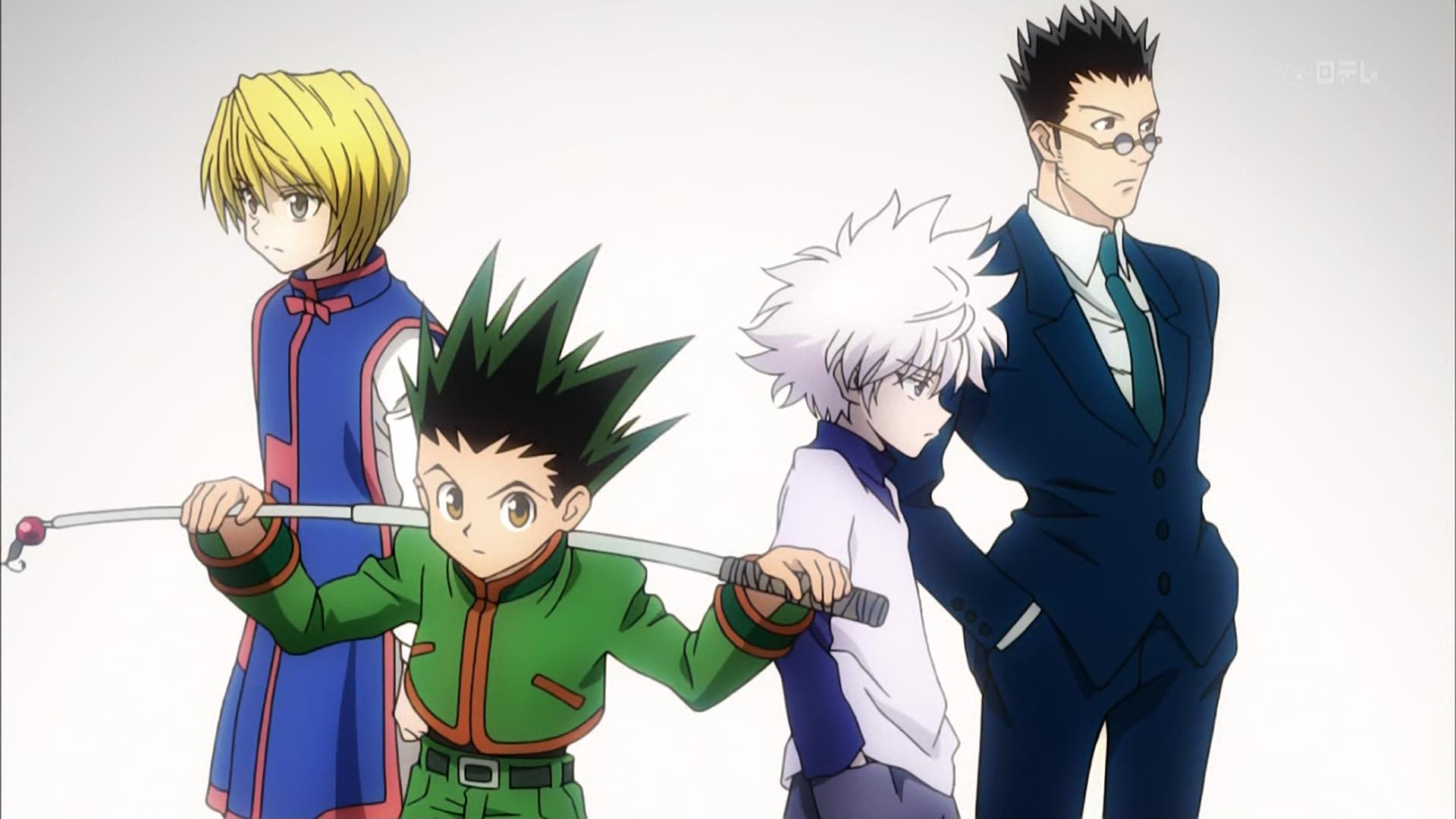 Hunter X Hunter Backgrounds, Compatible - PC, Mobile, Gadgets| 1920x1080 px