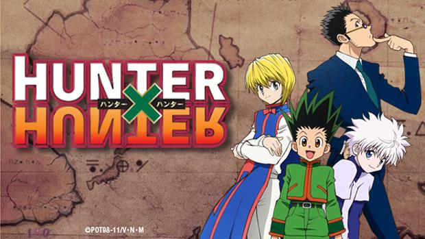 Hunter X Hunter HD wallpapers, Desktop wallpaper - most viewed