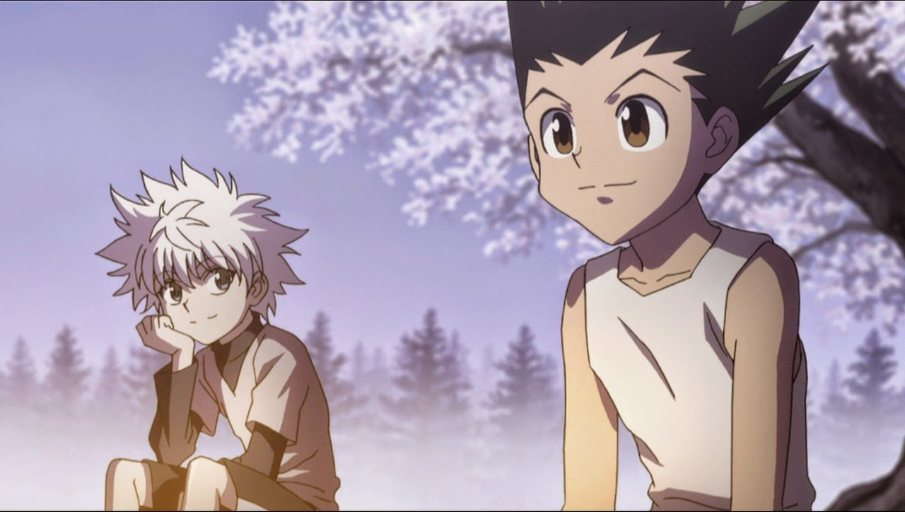 Most Viewed Hunter X Hunter Wallpapers 4k Wallpapers