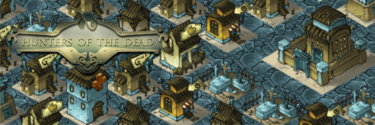 Hunters Of The Dead Backgrounds on Wallpapers Vista