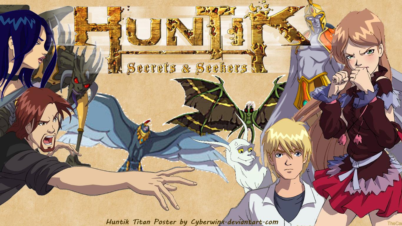 Images of Huntik   1366x768