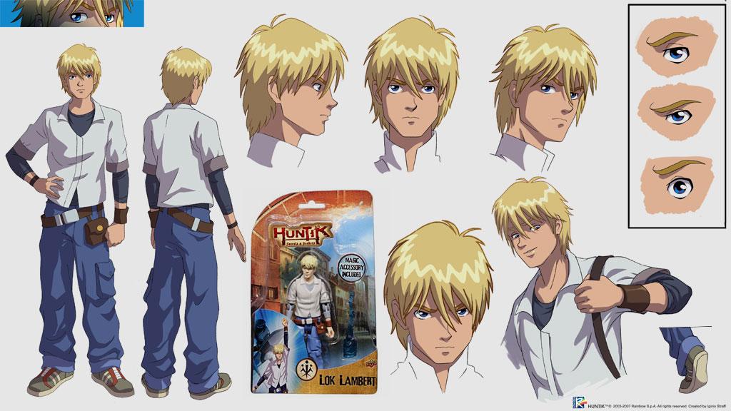 Huntik Pics, Anime Collection