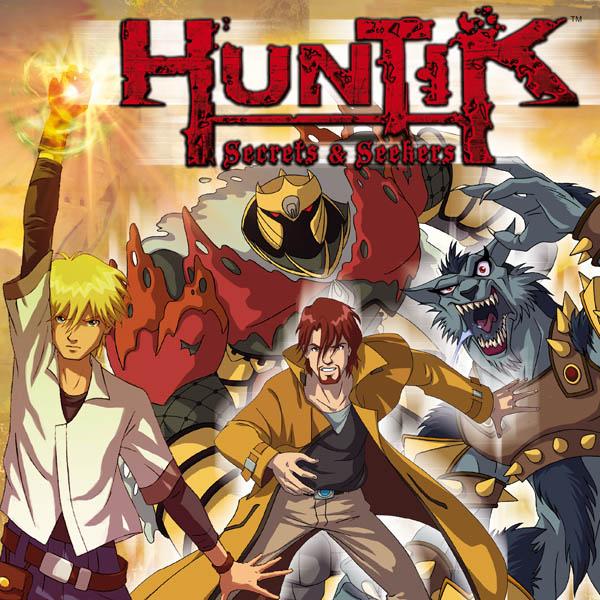 Huntik Backgrounds, Compatible - PC, Mobile, Gadgets  600x600 px