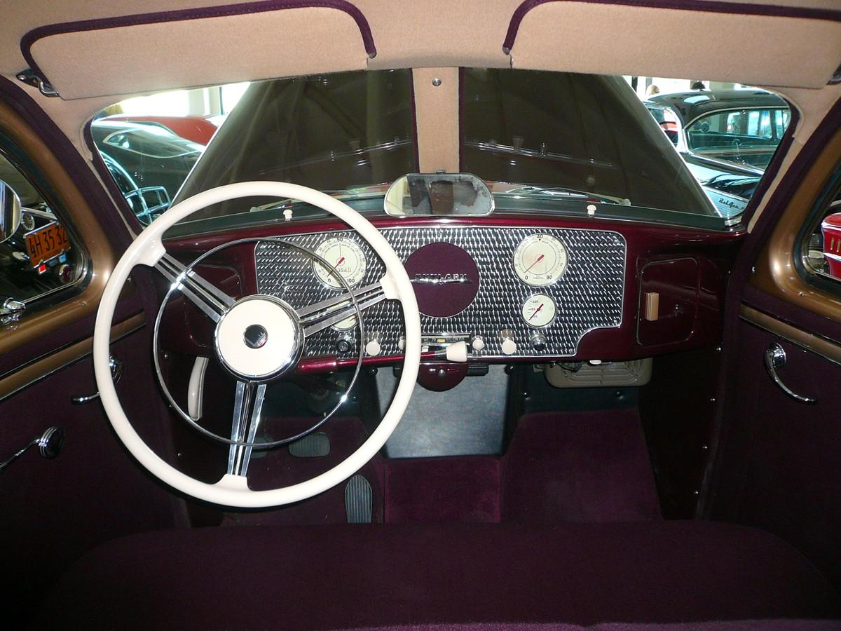HD Quality Wallpaper | Collection: Vehicles, 1200x900 Hupmobile Skylark