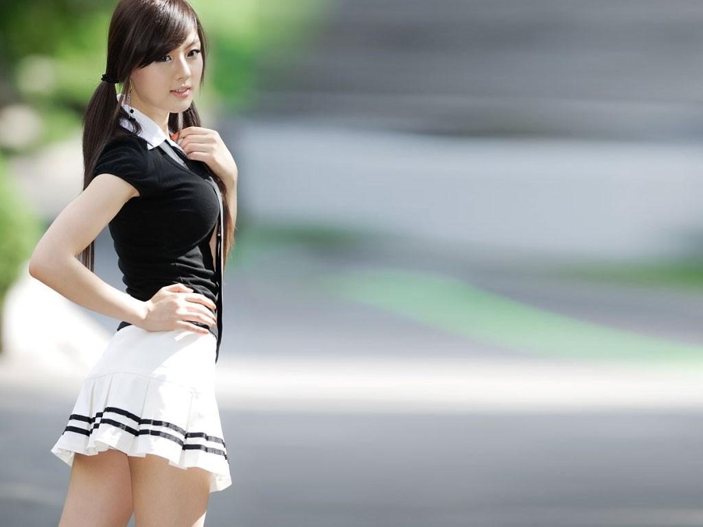 Nice Images Collection: Hwang Mi Hee Desktop Wallpapers