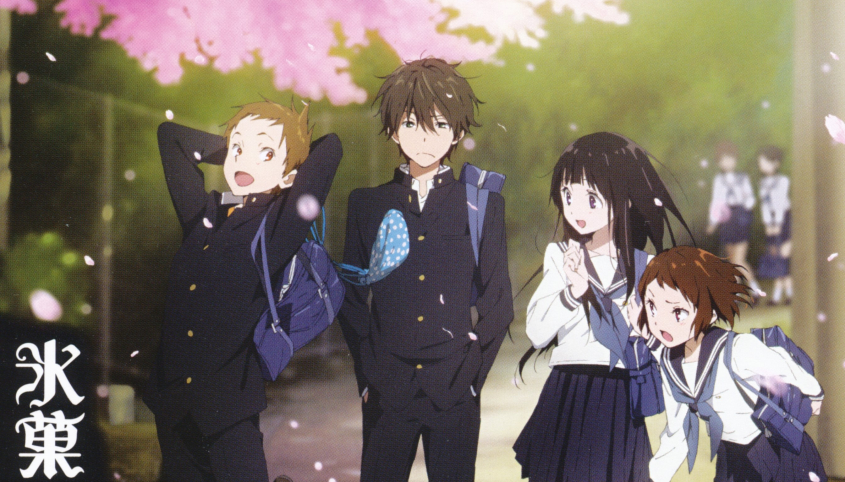 HQ Hyouka Wallpapers | File 753.84Kb