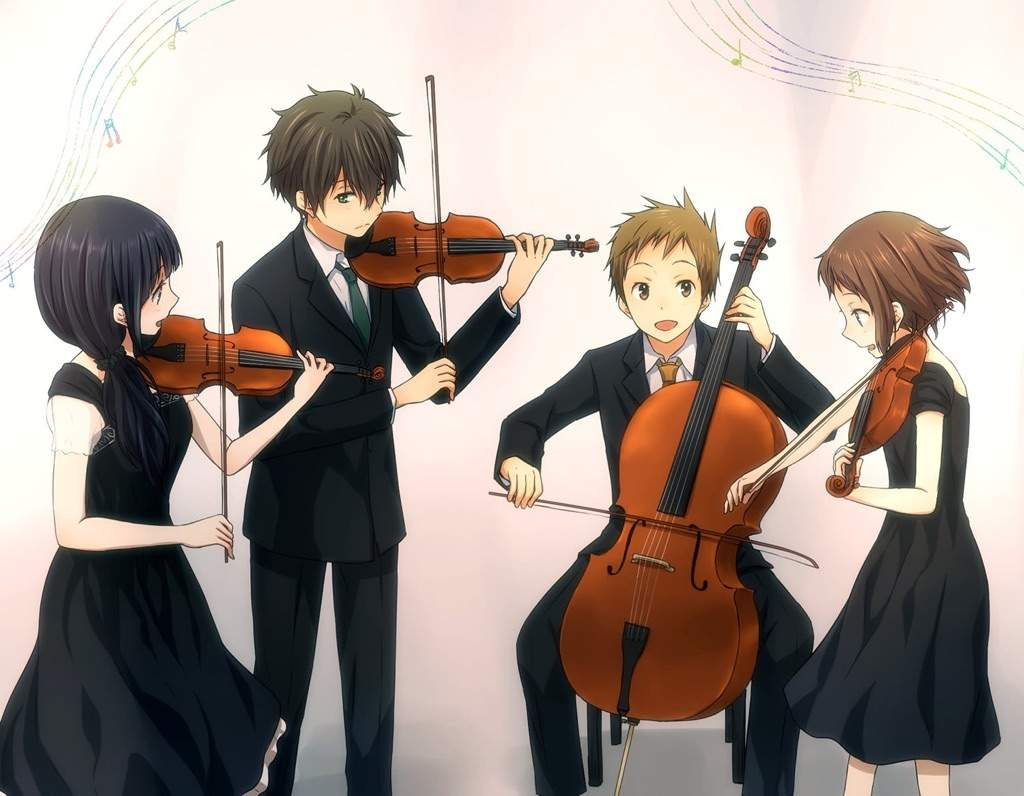Nice wallpapers Hyouka 1024x796px