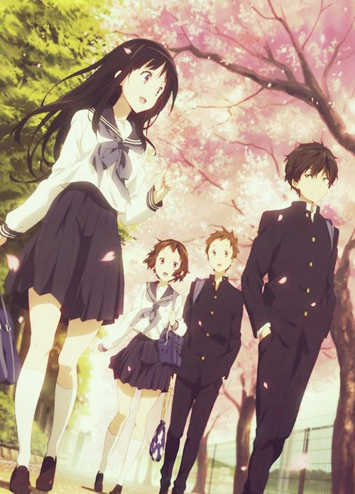 Hyouka Backgrounds on Wallpapers Vista