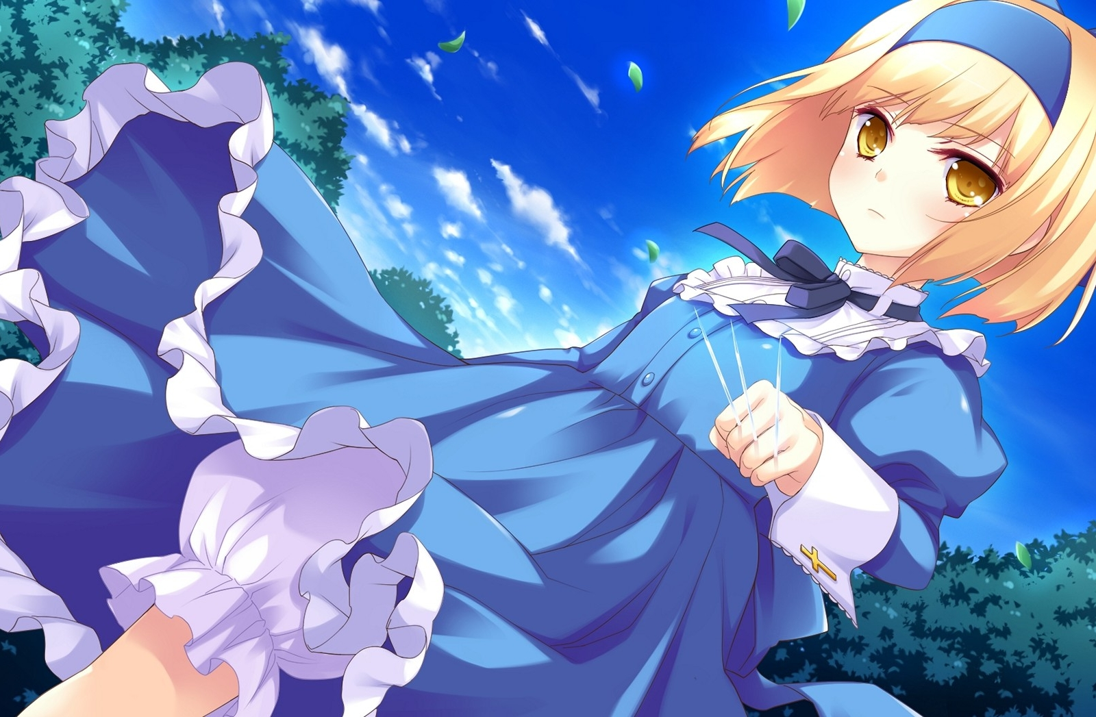 HD Quality Wallpaper   Collection: Anime, 1600x1047 Hyper Highspeed Genius