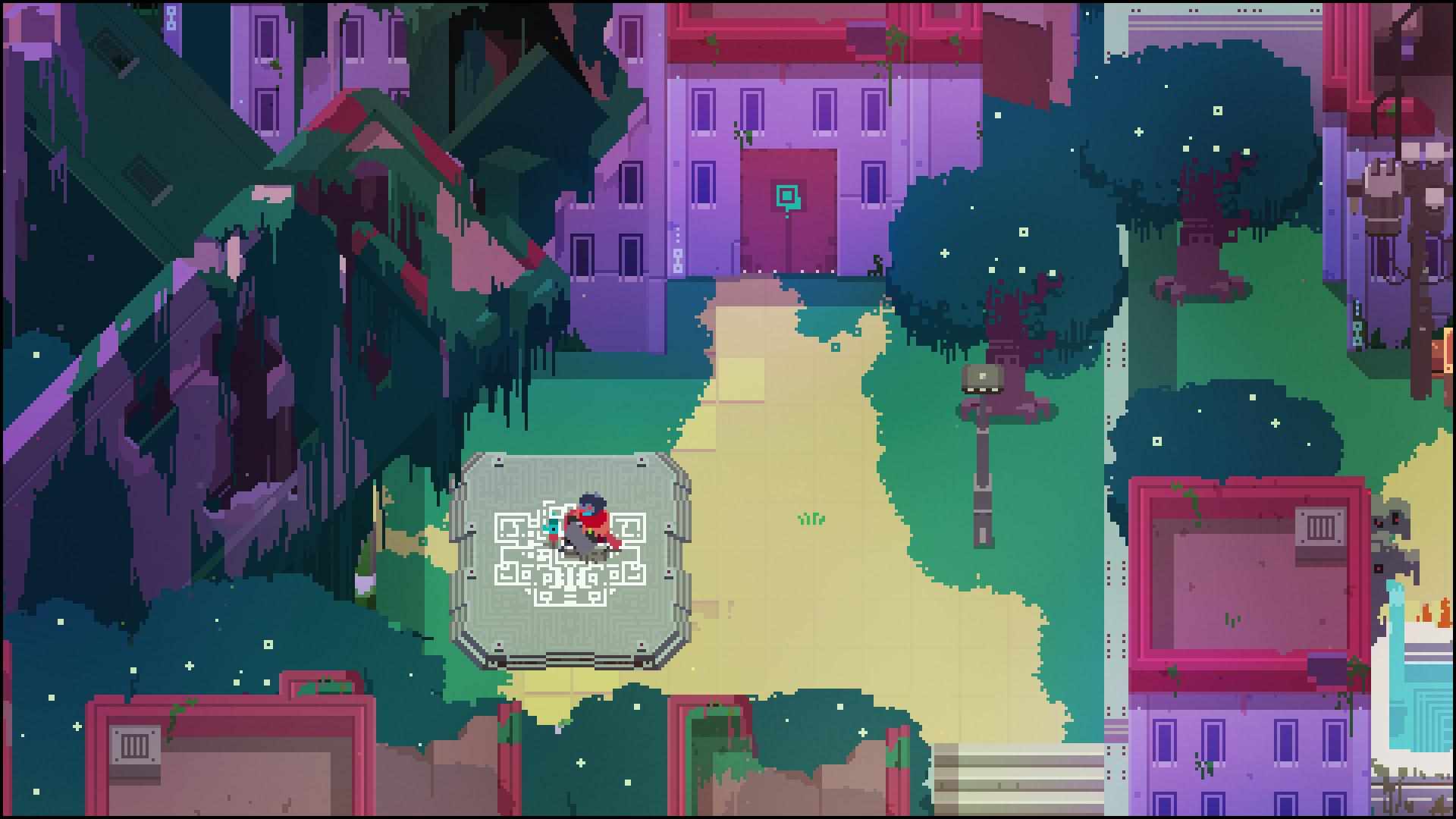 Hyper Light Drifter HD wallpapers, Desktop wallpaper - most viewed