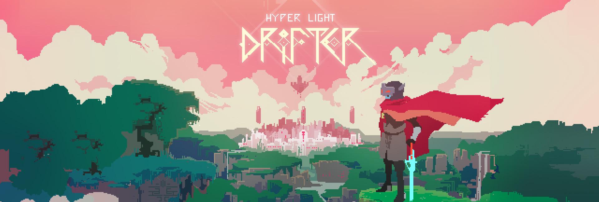 HQ Hyper Light Drifter Wallpapers | File 240.45Kb