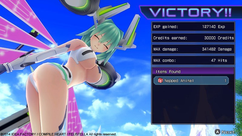 Nice Images Collection: Hyperdimension Neptunia Re;Birth1 Desktop Wallpapers