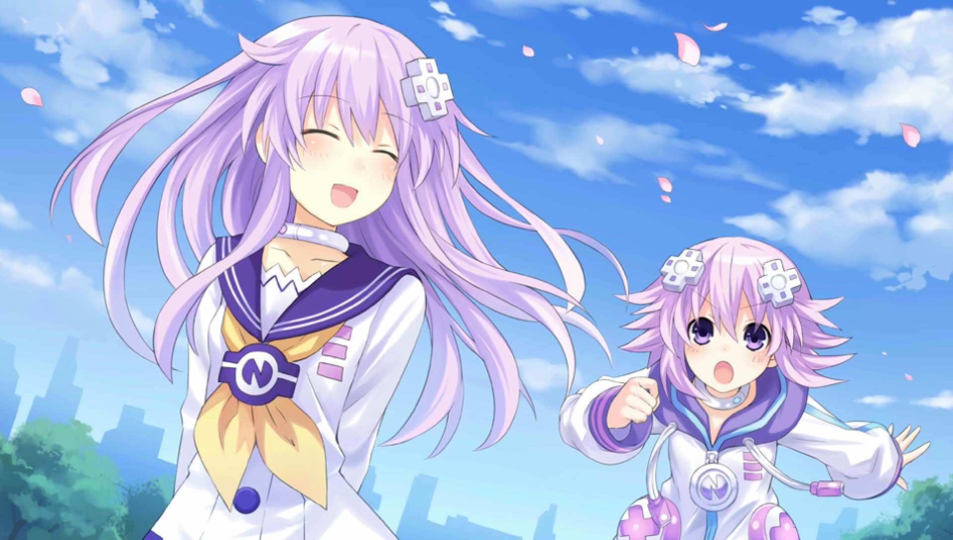 Images of Hyperdimension Neptunia Re;Birth2 Sisters Generation | 1920x1088