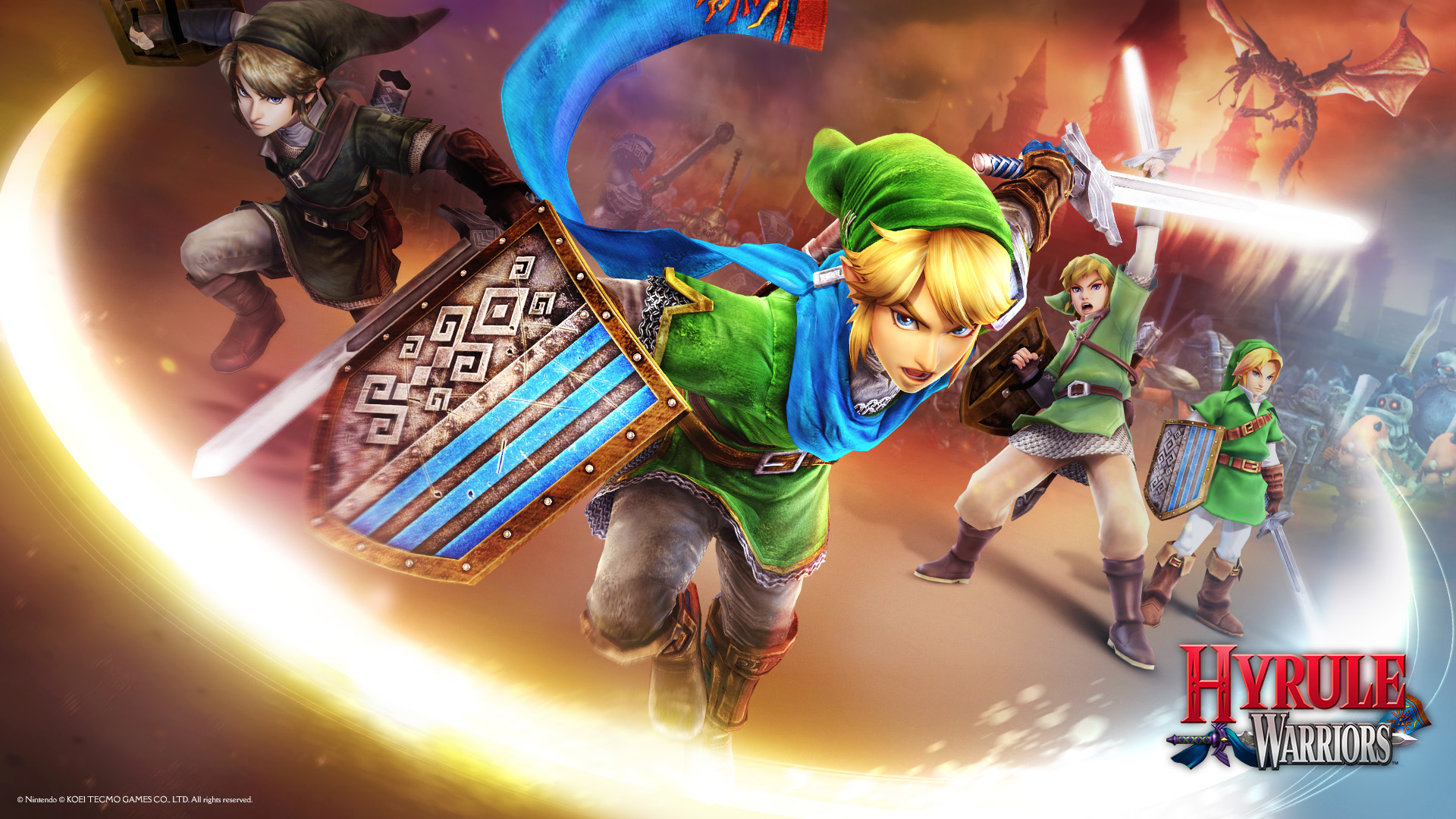 Hyrule Warriors Pics, Video Game Collection