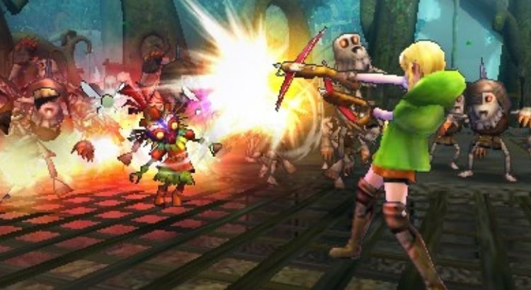 Nice wallpapers Hyrule Warriors 750x410px