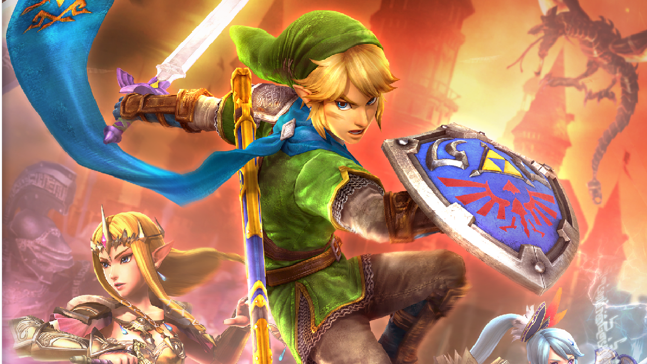 HQ Hyrule Warriors Wallpapers | File 1381.62Kb