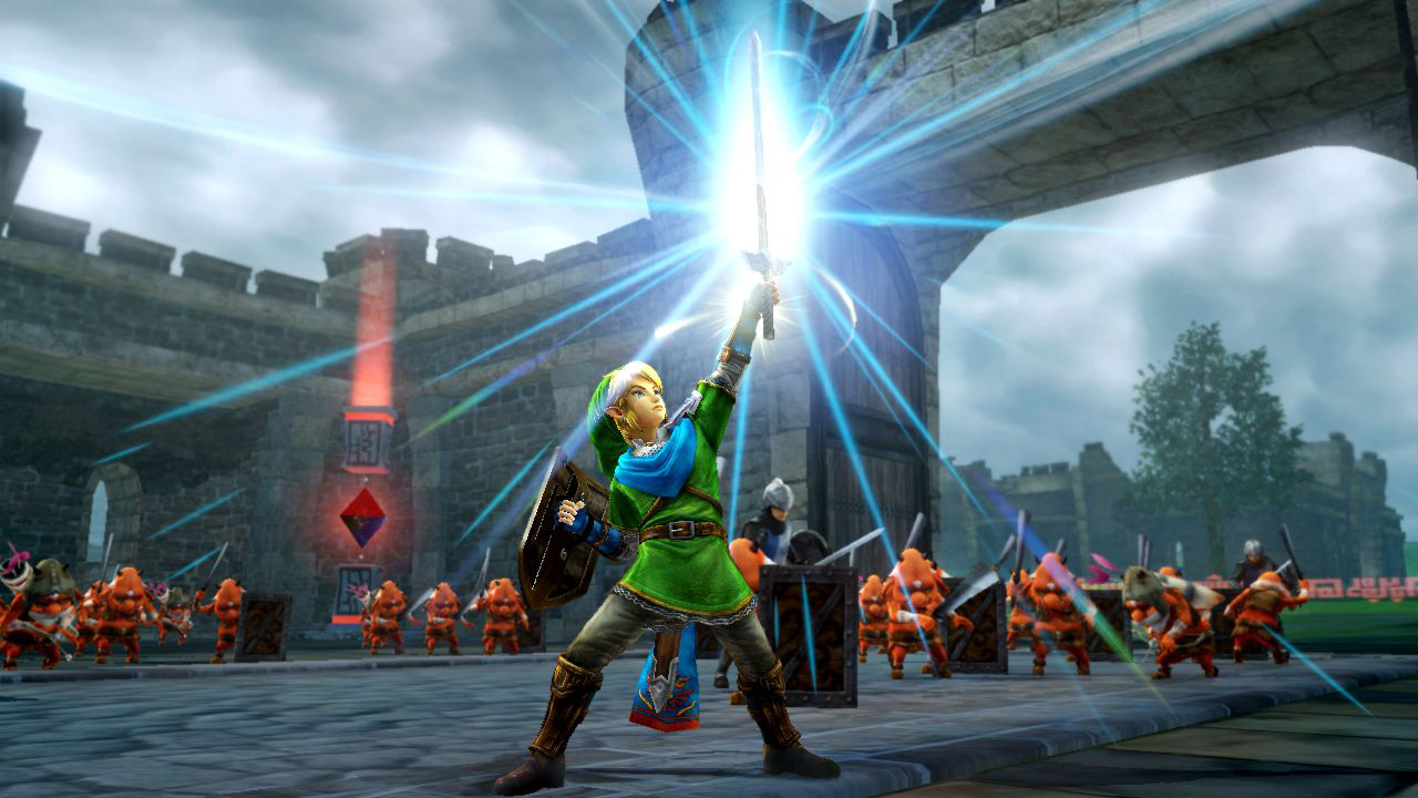 HD Quality Wallpaper | Collection: Video Game, 1280x720 Hyrule Warriors