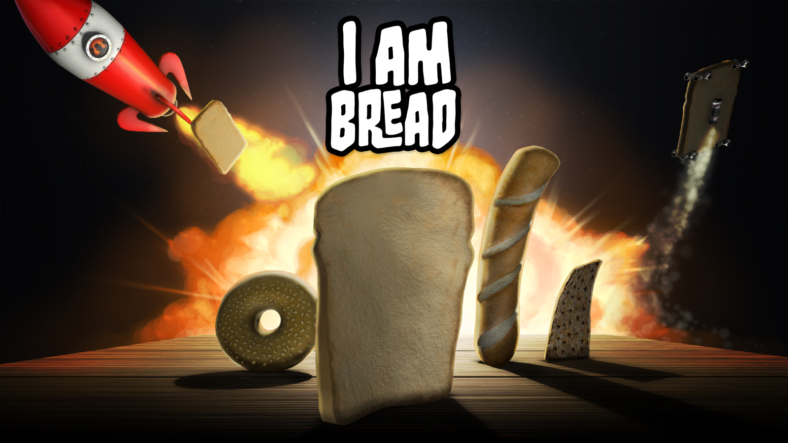 Nice Images Collection: I Am Bread Desktop Wallpapers