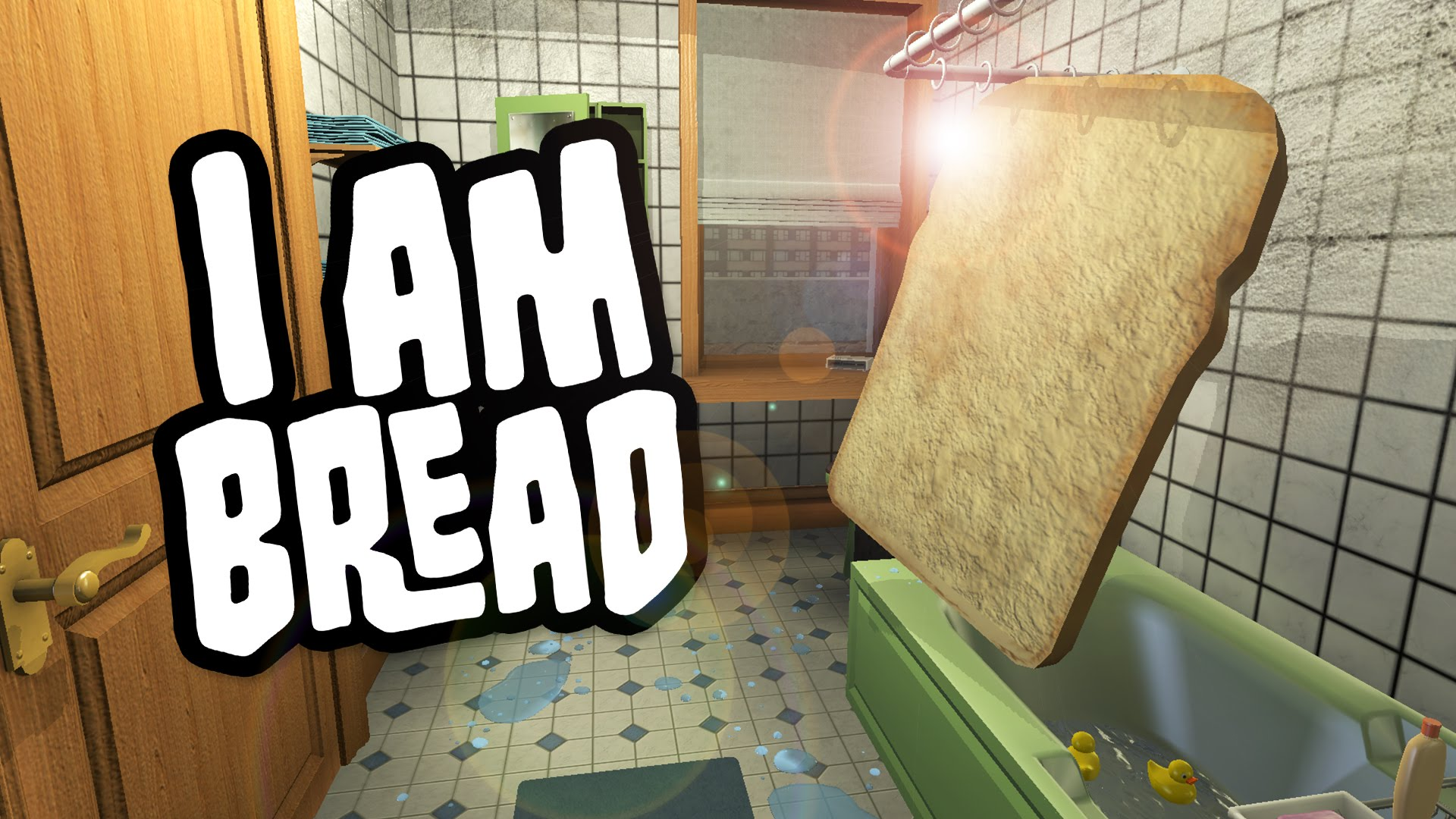 HD Quality Wallpaper | Collection: Video Game, 1920x1080 I Am Bread