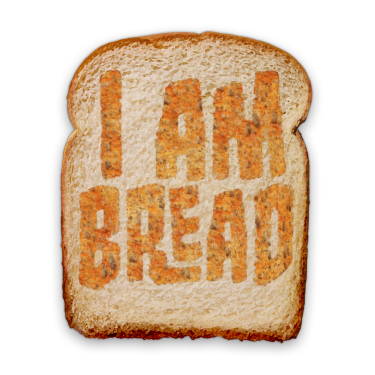 HD Quality Wallpaper | Collection: Video Game, 375x375 I Am Bread