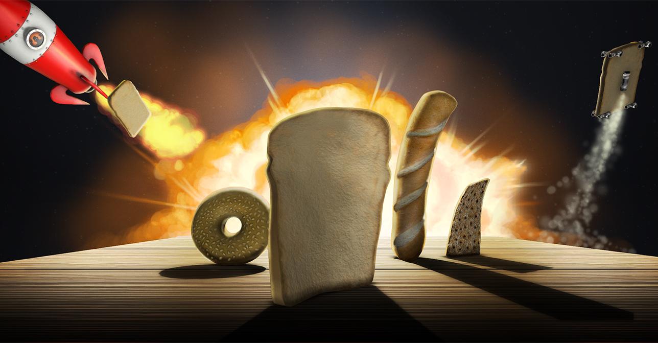 I Am Bread Backgrounds, Compatible - PC, Mobile, Gadgets| 1288x671 px