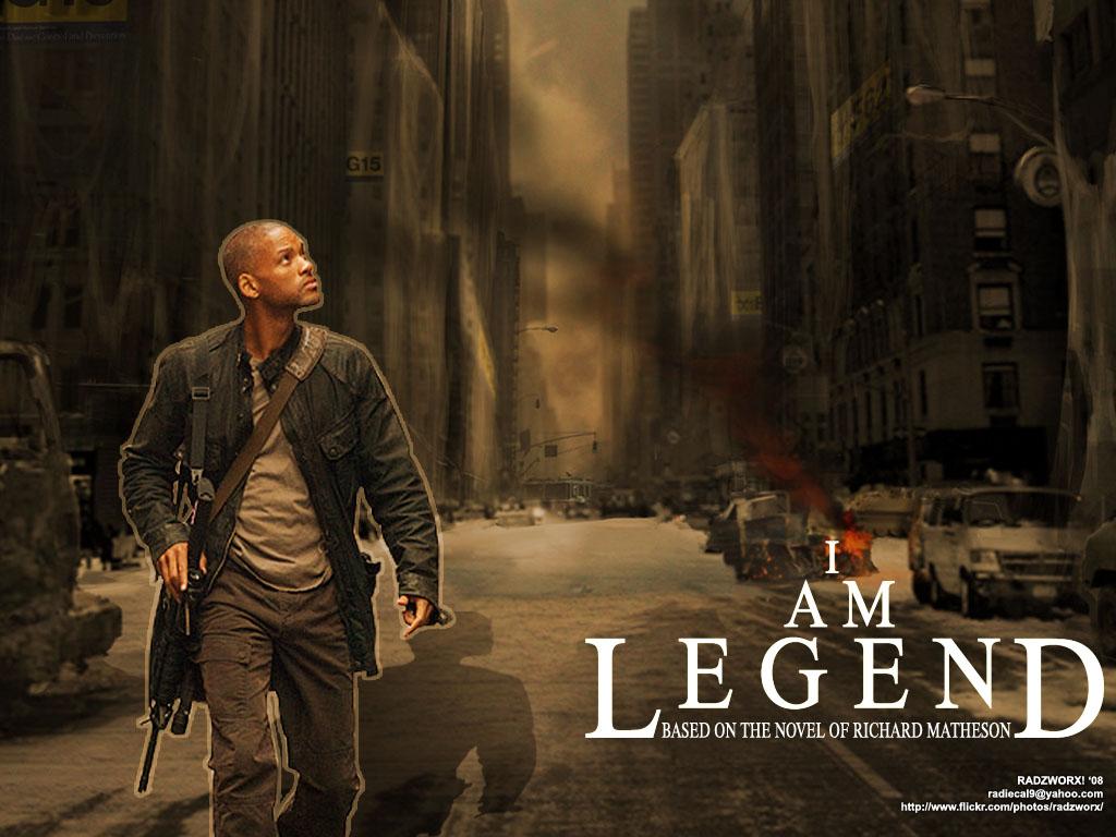 1024x768 > I Am Legend Wallpapers