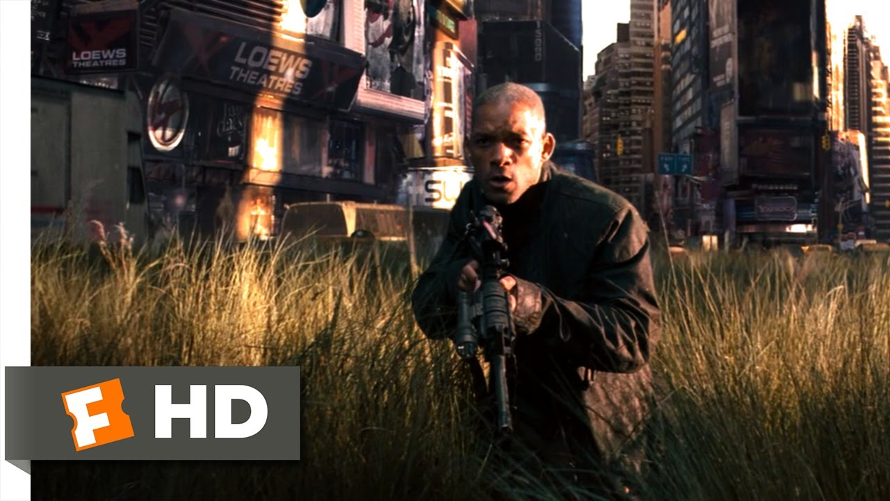 Nice wallpapers I Am Legend 1280x720px