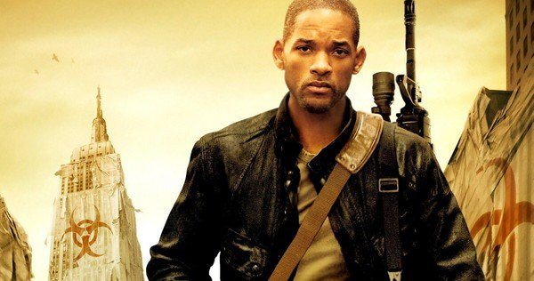 Nice wallpapers I Am Legend 600x316px