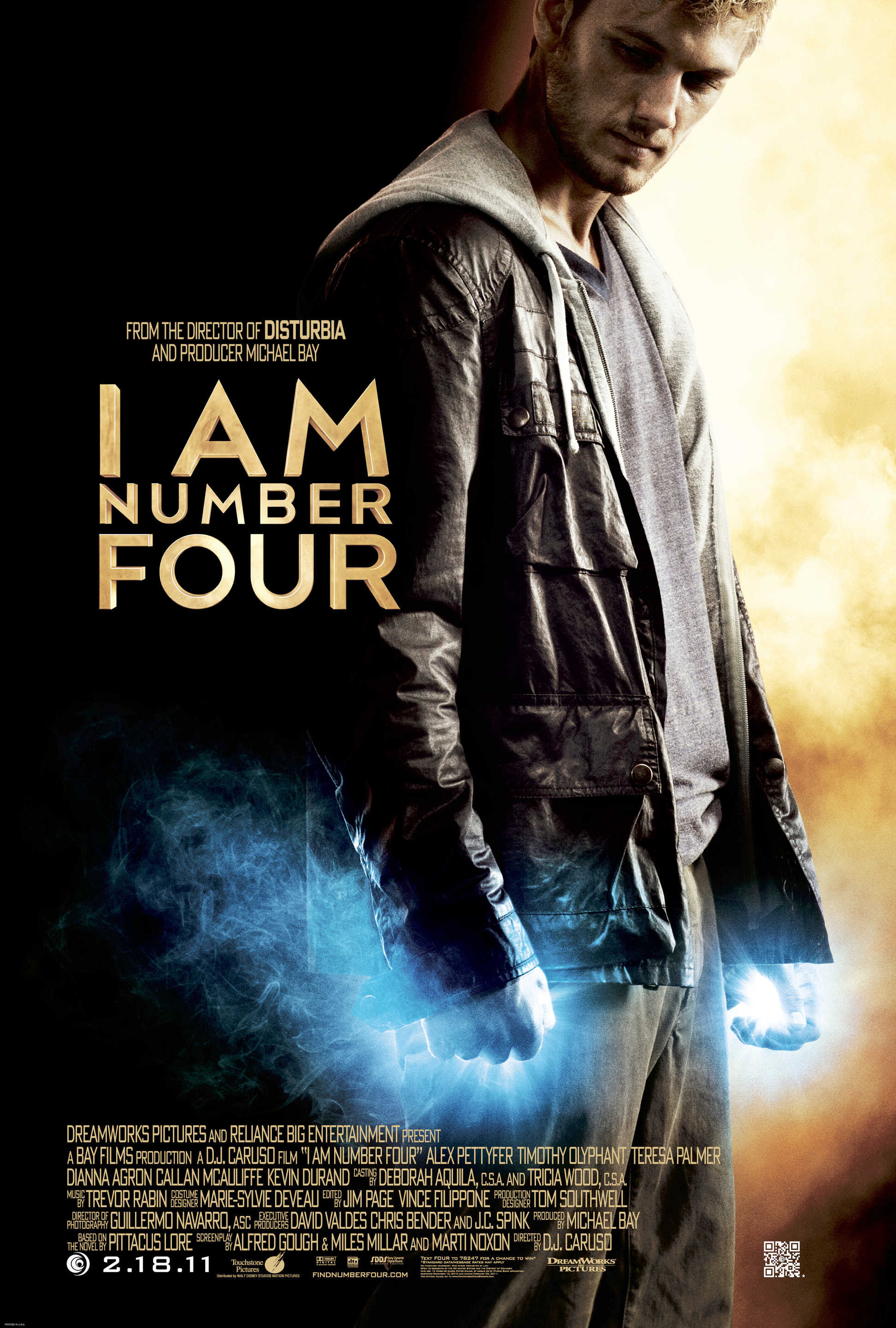 HD Quality Wallpaper   Collection: Movie, 1944x2880 I Am Number Four