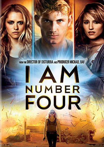 HD Quality Wallpaper   Collection: Movie, 356x500 I Am Number Four