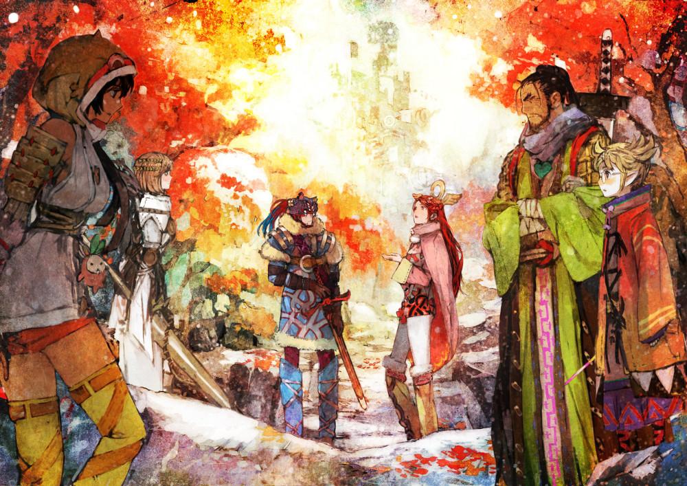 I Am Setsuna Backgrounds on Wallpapers Vista