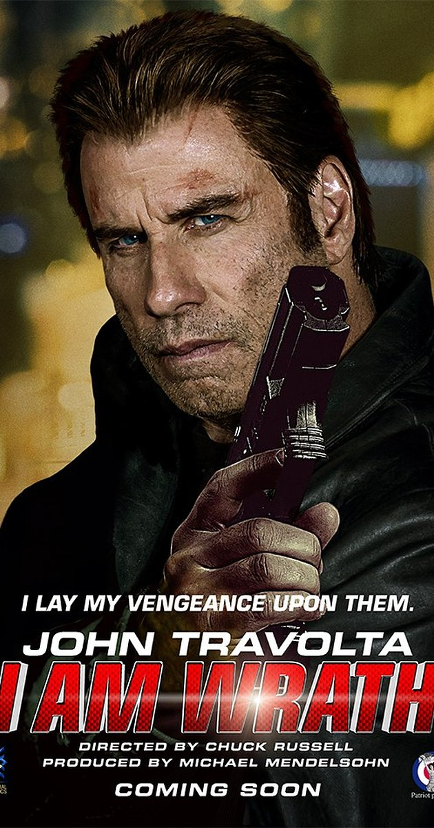 Nice Images Collection: I Am Wrath Desktop Wallpapers