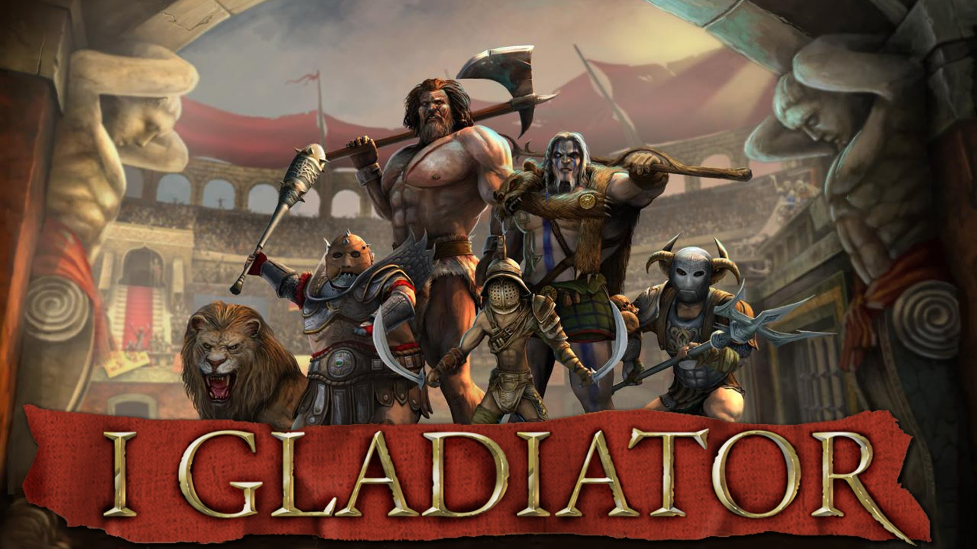 I, Gladiator HD wallpapers, Desktop wallpaper - most viewed