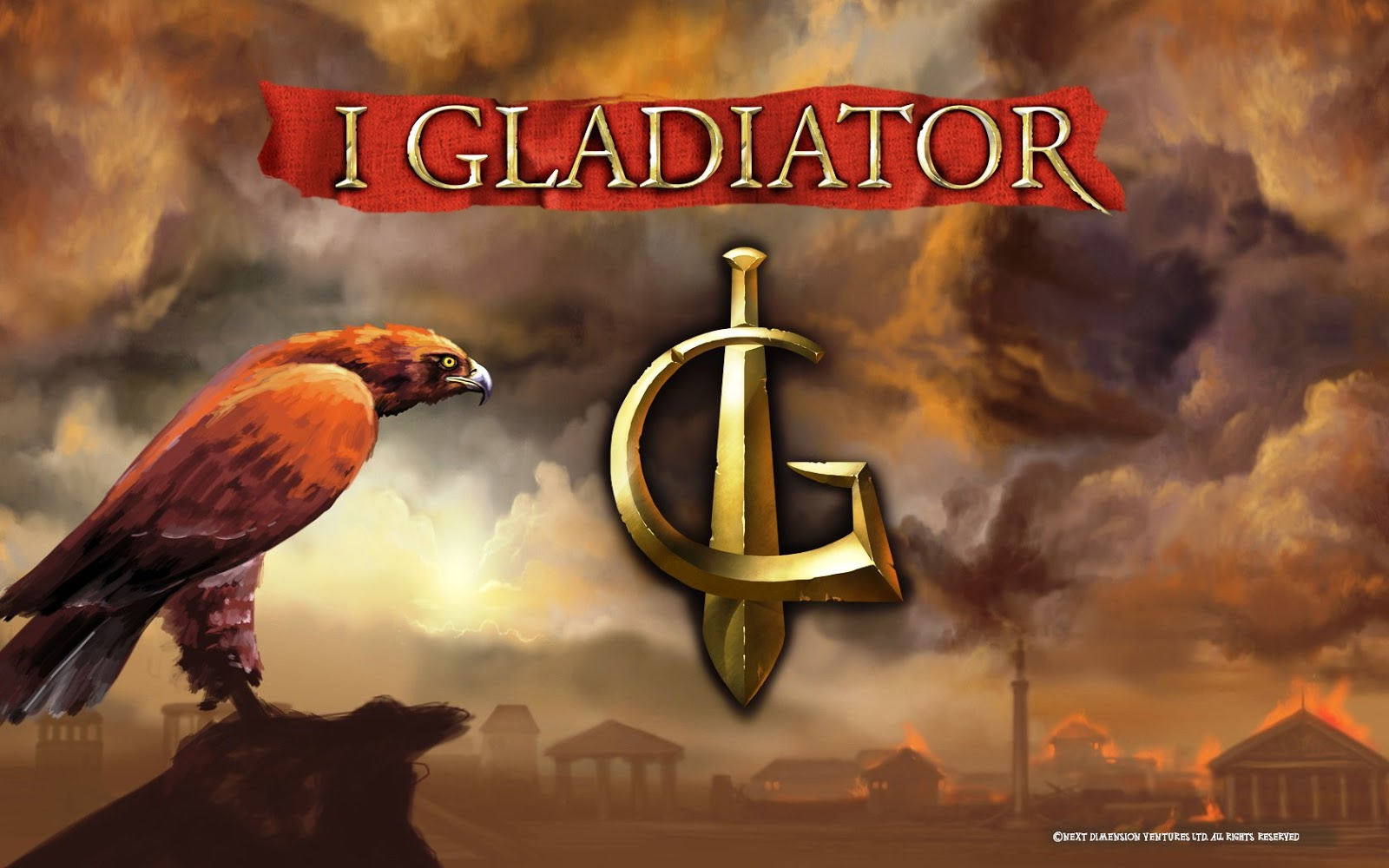 Nice Images Collection: I, Gladiator Desktop Wallpapers