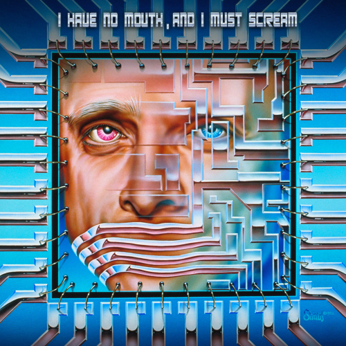 Nice Images Collection: I Have No Mouth, And I Must Scream Desktop Wallpapers