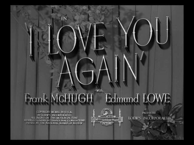 High Resolution Wallpaper | I Love You Again 640x480 px
