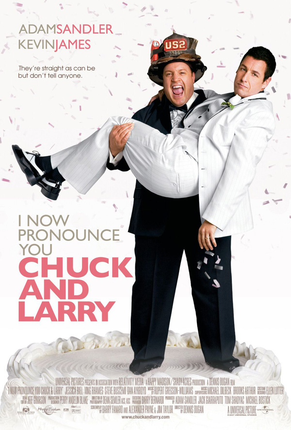 I Now Pronounce You Chuck & Larry Pics, Movie Collection