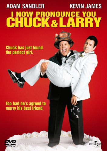 Nice wallpapers I Now Pronounce You Chuck & Larry 353x500px