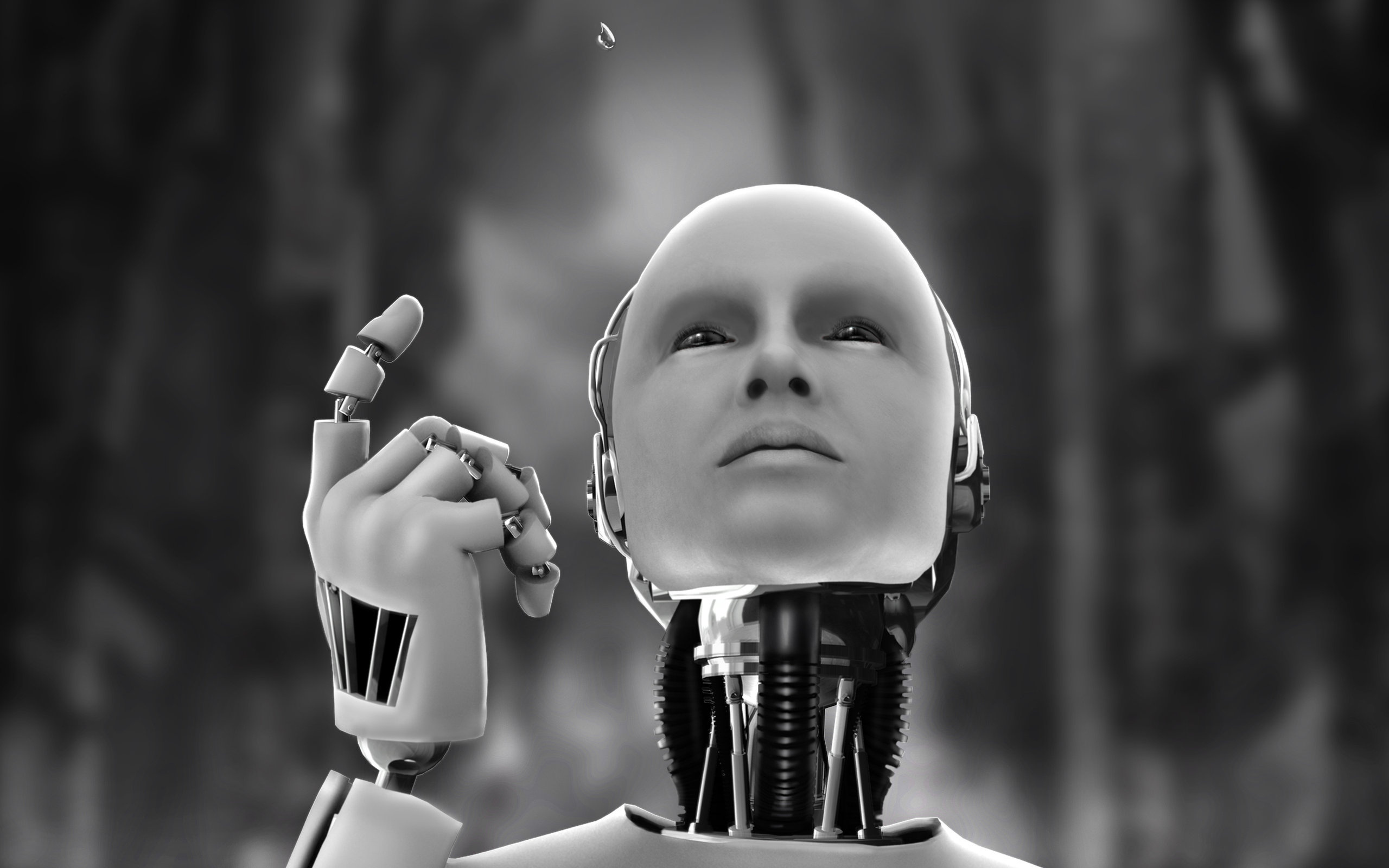 Nice Images Collection: I, Robot Desktop Wallpapers