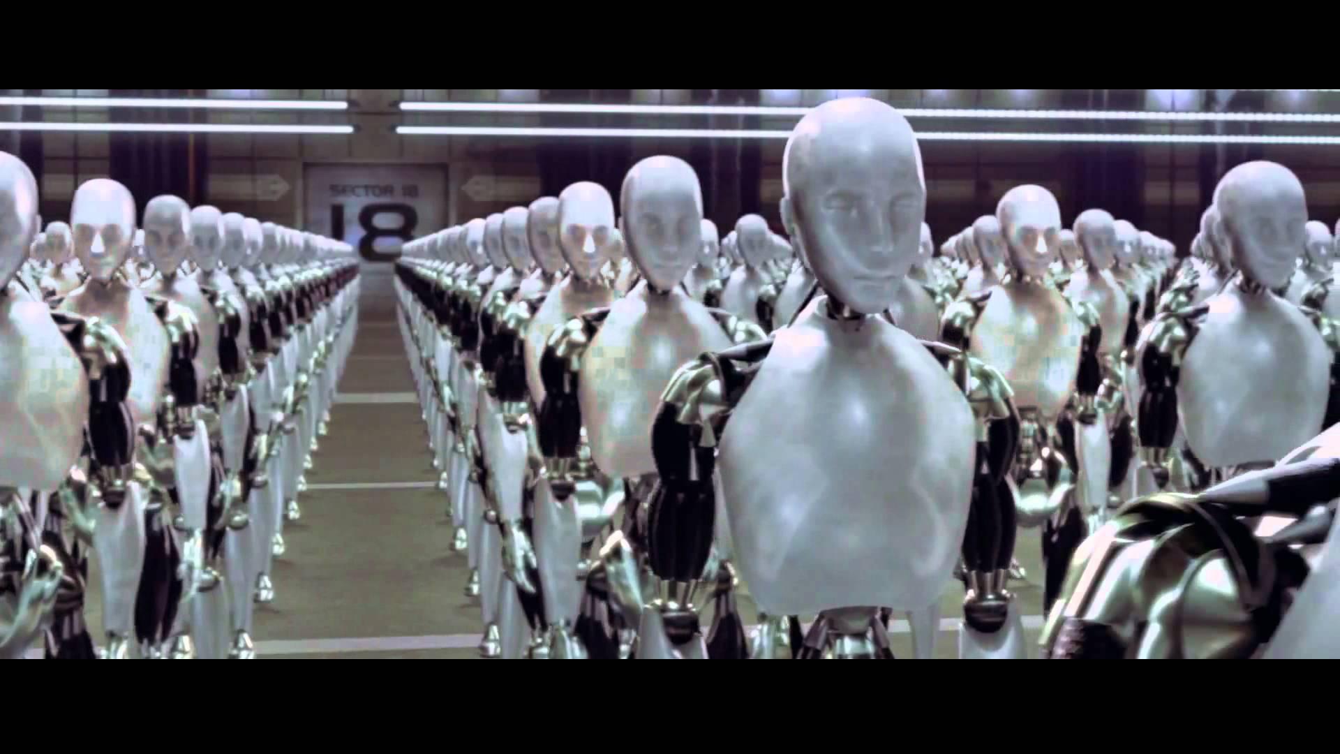 HQ I, Robot Wallpapers | File 148.22Kb