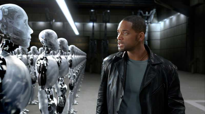 HD Quality Wallpaper | Collection: Movie, 800x445 I, Robot