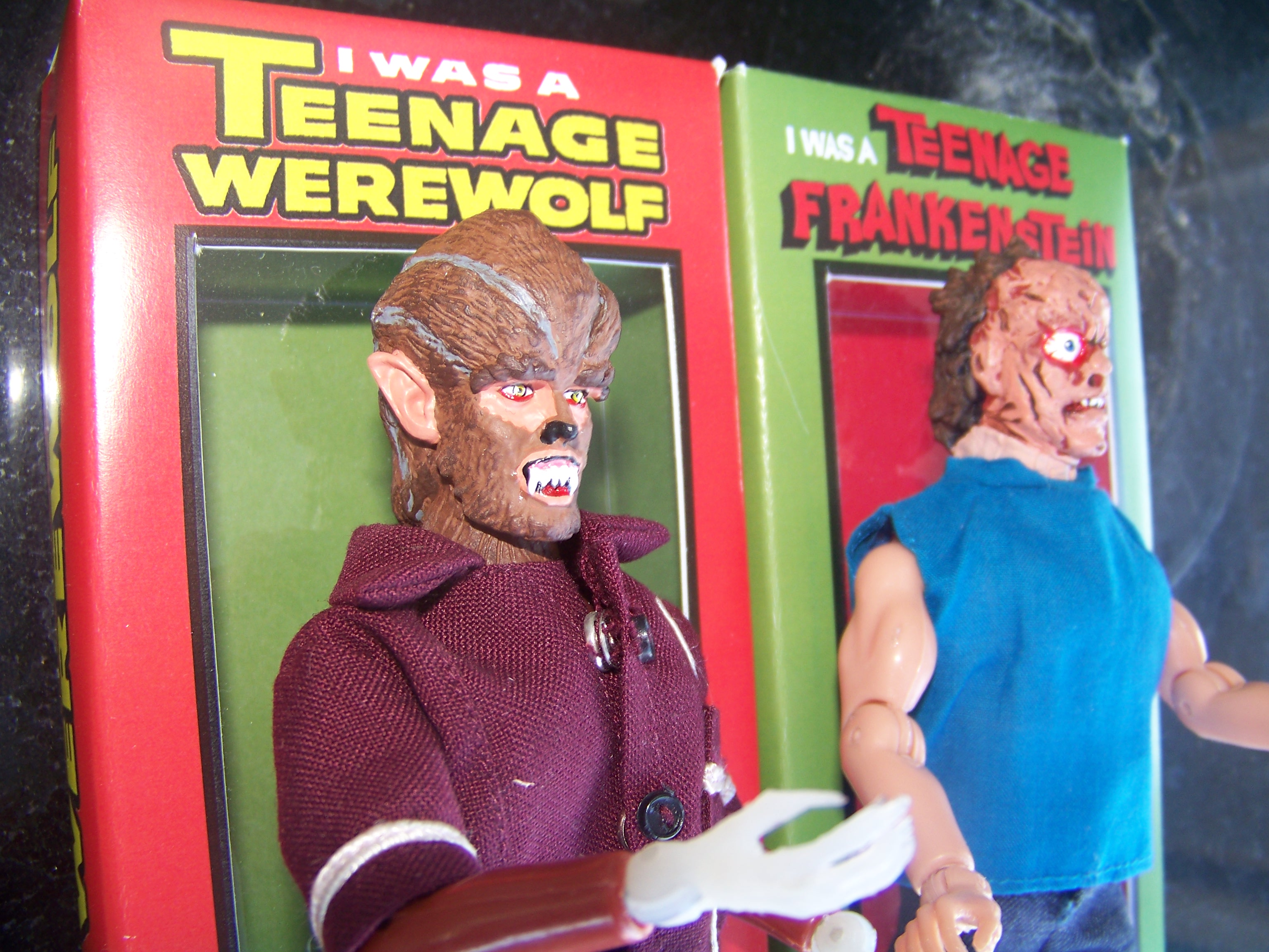 Amazing I Was A Teenage Werewolf Pictures & Backgrounds