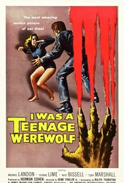 Images of I Was A Teenage Werewolf | 182x268