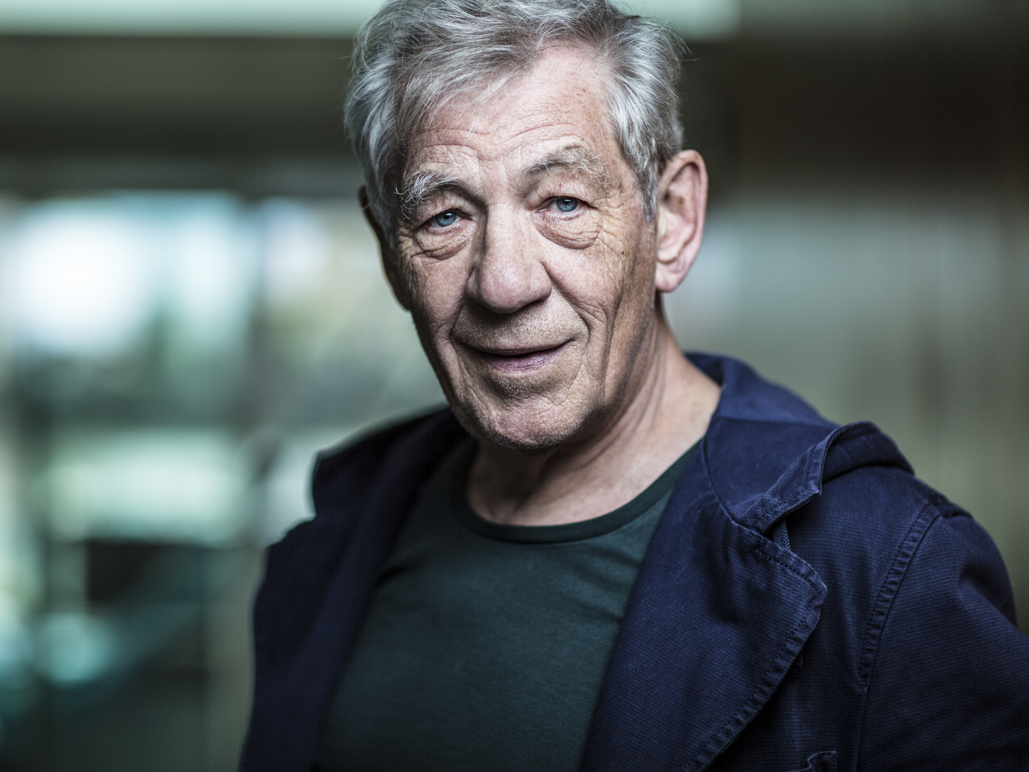 High Resolution Wallpaper | Ian McKellen 2048x1536 px